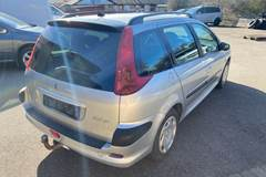Peugeot 206 1,4 HDi SW