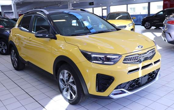 Kia Stonic 1,0 mHEV GT-Line DCT