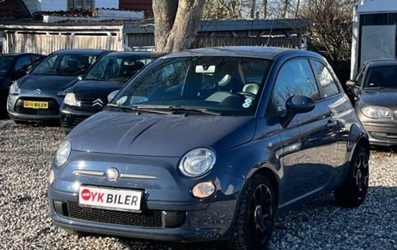 Fiat 500 0,9 TwinAir 85 Plus