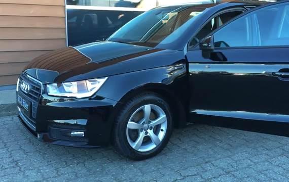 Audi A1 1,4 TFSi 125 Sport Sportback