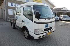 Toyota Dyna 100 2,5 D-4D Mandskabsvogn m/trælad