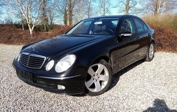 Mercedes E320 3,2 CDi Avantgarde stc. aut.