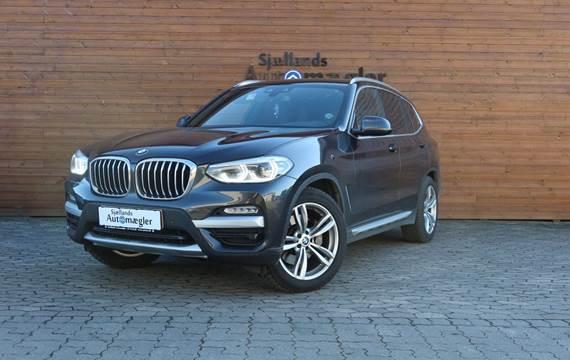 BMW X3 2,0 xDrive30i aut.