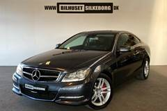 Mercedes C220 2,2 CDi Coupé aut. BE