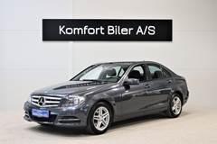 Mercedes C200 2,2 CDi BE
