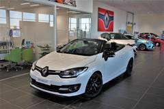 Renault Mégane 1,4 TCE Privilege  Cabr. 6g