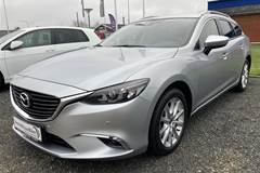 Mazda 6 2,2 Skyactiv-D Optimum 150HK Stc 6g