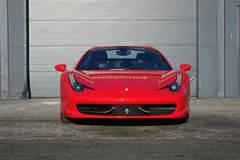 Ferrari 458 4,5 Spider DCT