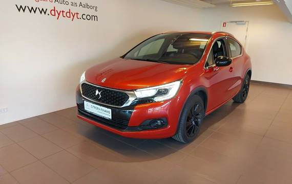 DS DS 4 CrossBack 1,6 BlueHDi 120 EAT6