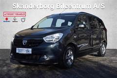 Dacia Lodgy 1,6 7 Sæder  16V Family Edition Start/Stop
