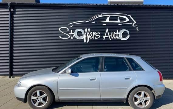 Audi A3 1,8 T Ambition aut.