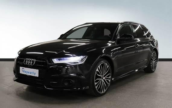 Audi A6 3,0 TDi Competition Avant quattro Tiptr.