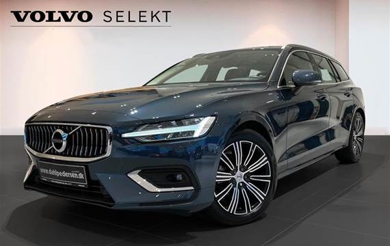 Volvo V60 2,0 D3 Inscription  Stc 8g Aut.