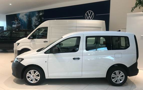 VW Caddy 2,0 TDi 75 Cargo
