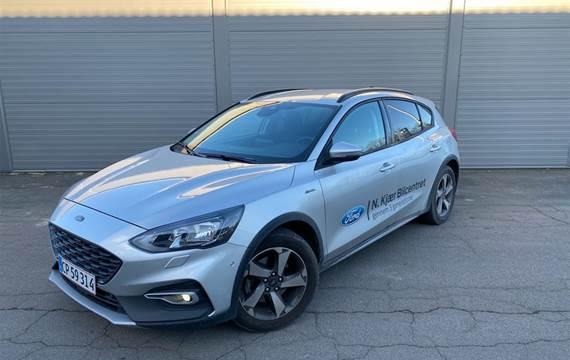 Ford Focus EcoBoost Active 125HK 5d 6g