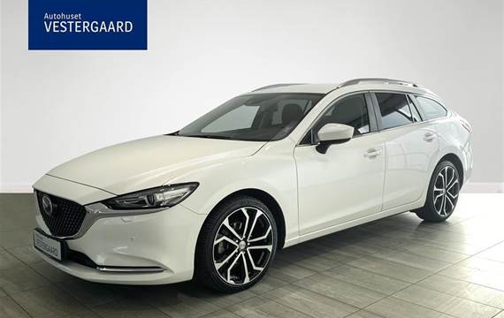 Mazda 6 2,0 Skyactiv-G Premium  Stc 6g Aut.