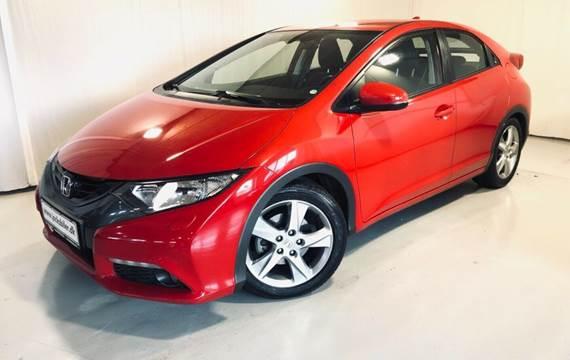 Honda Civic 1,8 i-VTEC Sport aut.