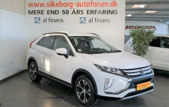 Mitsubishi Eclipse Cross 1,5 T 163 Intense+ CVT Van