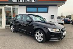 Audi A3 1,4 TFSi 122 Attraction Sportback