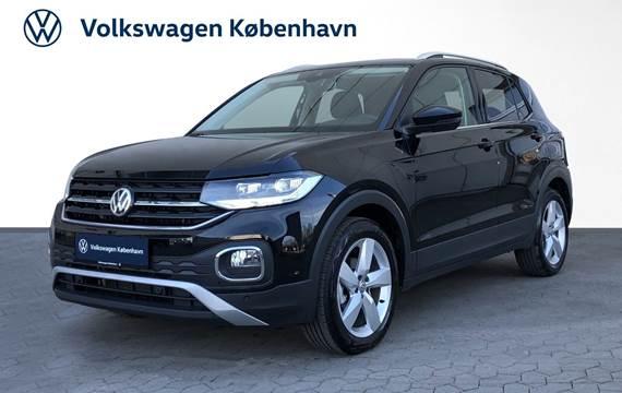 VW T-Cross 1,0 TSi 115 Style DSG