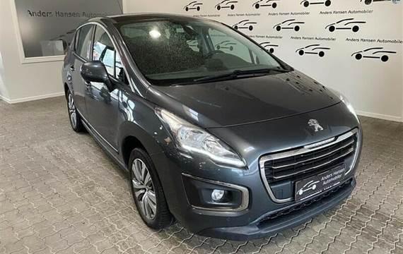 Peugeot 3008 1,6 BlueHDi 120 Active