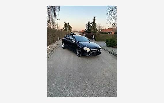 Mercedes A220 2,2 CDi aut.