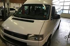 VW Caravelle 2,5 TDi 102 lang 9prs