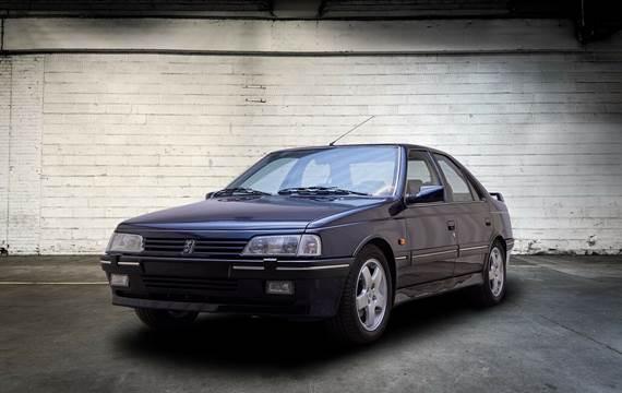 Peugeot 405 2,0 Turbo-16