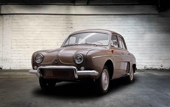 Renault Dauphine Gordini 0,8 R 1095