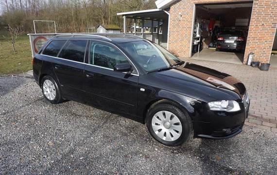Audi A4 2,0 Avant   Stc