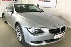 BMW 650i 4,8 Cabriolet Steptr.