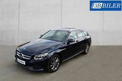 Mercedes C200 d 1,6 T 1,6 Bluetec 136HK Van 6g