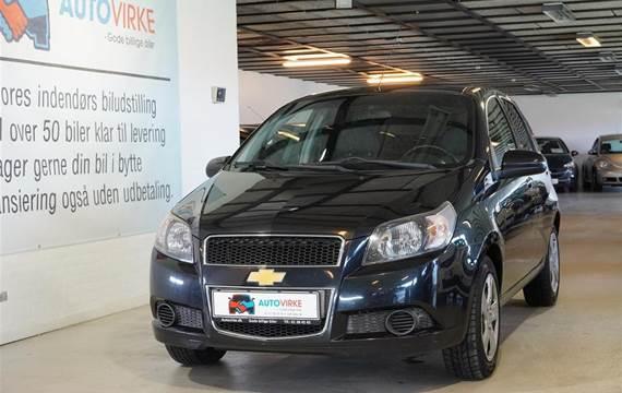 Chevrolet Aveo 1,2 5D  5d