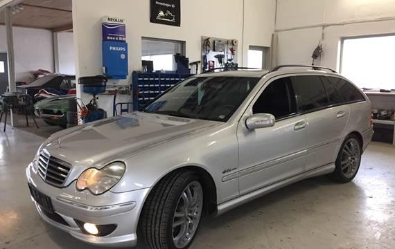 Mercedes C32 3,2