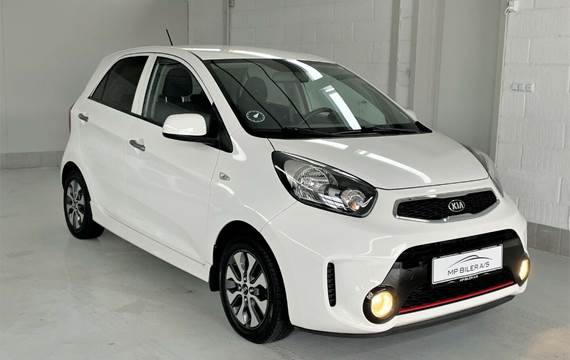 Kia Picanto 1,0 Attraction Sport