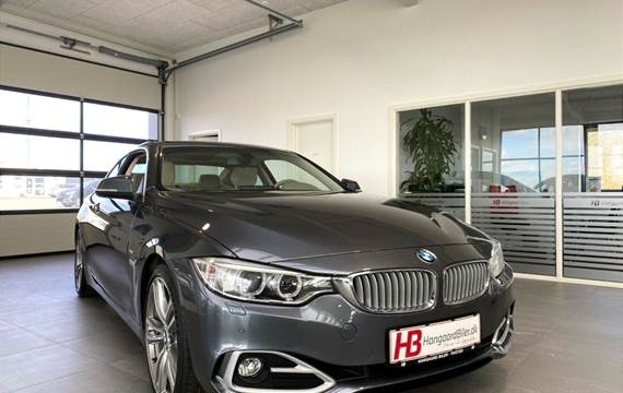 BMW 428i Coupé aut.