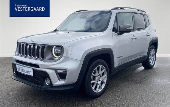 Jeep Renegade 1,6 MJT Limited First Edition  5d 6g