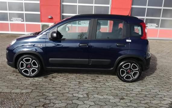 Fiat Panda 1,0 Mild hybrid City Life  5d 6g