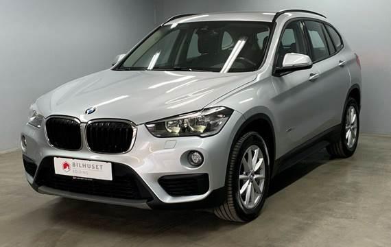 BMW X1 2,0 sDrive18d Advantage
