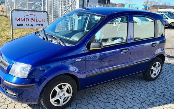 Fiat Panda 1,2 Black Label