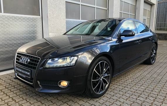 Audi A5 2,0 TFSi 180 Sportback