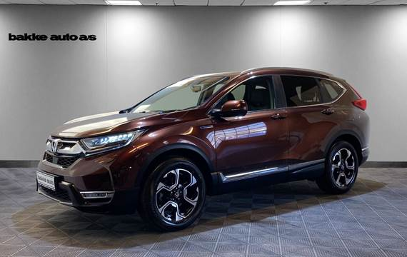Honda CR-V 2,0 i-MMD Executive E-CVT AWD