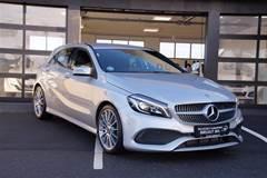Mercedes A200 1,6 Final Edition 7G-DCT  5d 7g Aut.