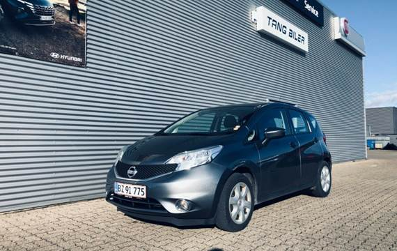 Nissan Note 1,2 Visia