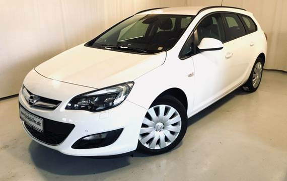 Opel Astra 1,4 T 140 Enjoy Sports Tourer