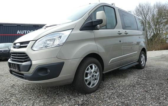 Ford Tourneo Custom 300S 2,2 TDCi 155 Limited