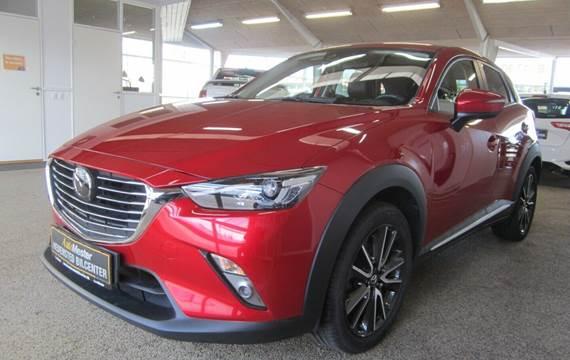 Mazda CX-3 2,0 Sky-G 150 Optimum aut. AWD