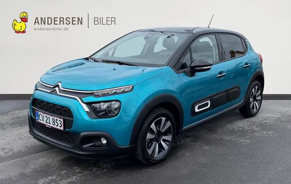 Citroën C3 1,5 Blue HDi Shine Sport 100HK 5d