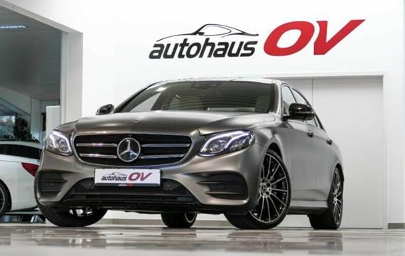 Mercedes E350 *AMG*Designo*3xTV*360*Head*Air Body*Pano*
