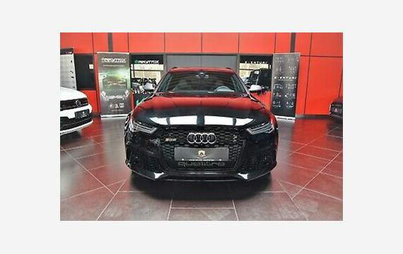 Audi RS6 Avant 4.0 TFSI V8 performance - 605 hk MATRIX LUFTUNDERVOGN PANO